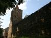 Stadtmauer auf Wall Altlandsberg