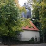Die Richardsdorper Kirche