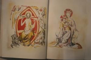 Eine Seite aus dem Berliner Stadtbuch (Faksimile)