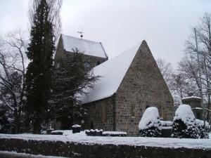 Die Buckower Dorfkirche