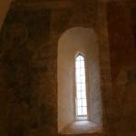 Wandmalerei in der Dalmer Kirche