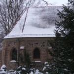 Die Stralauer Dorfkirche