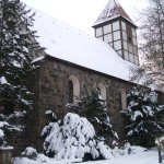Die von den Templern gegründete Tempelhofer Dorfkirche